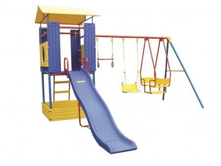 Cubby House 3 Unit Set | Toyworld