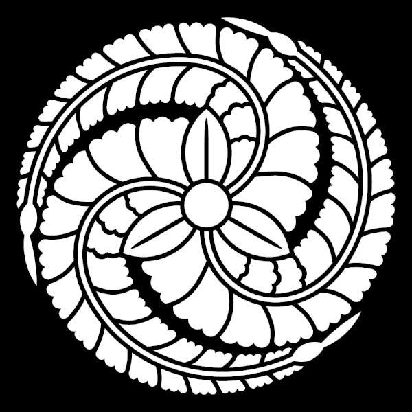 ファイル 家紋 黒田藤巴 Kuroda Fujitomoe Gif Wikipedia