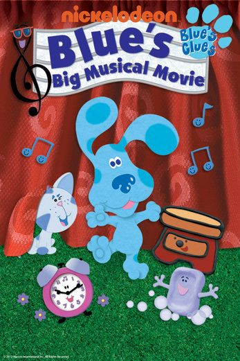 Blue's Big Musical (Blue's Clues) - Todd Kessler |...: Blue's Big Musical (Blue's Clues) - Todd Kessler | Kids & Family… #KidsampFamily