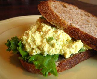 Κουζινομαγειρέματα: Σάντουιτς με αυγοσαλάτα