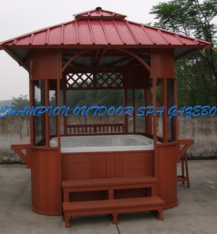 Outdoor Hot Tub Gazebo | outdoor spa gazebo,Buying outdoor spa gazebo, Select outdoor spa ...