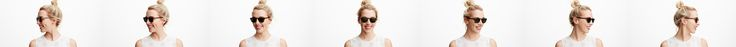 Topper in Striped Beach - Sunglasses - Women | Warby Parker