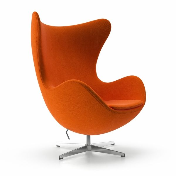 jacobsen egg chair in 2020  egg chair blue chairs living