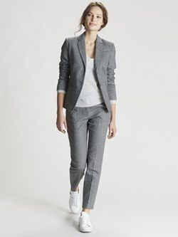 Femme-Mode femme-Tailleurs-Chevrons must-have