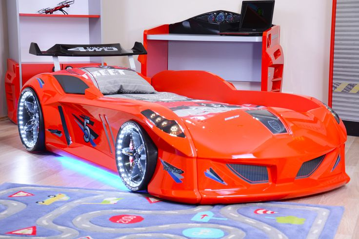 Race Car Twin Bed: 25+ Best Ideas About Race Car Bed Twin On Pinterest