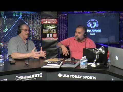MMA Jacob 'Stitch' Duran recounts recent Klitschko fight