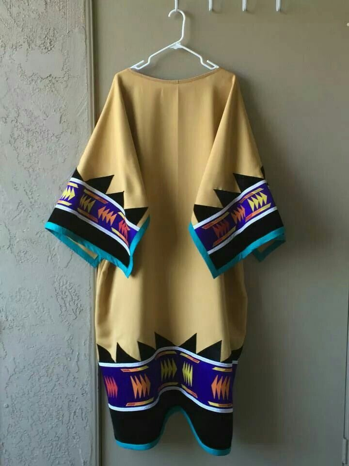 Tribal Pattern Shirts Men