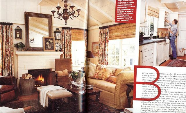 Original source - Cottage Living magazine 2006; found at NINE + SIXTEEN blog