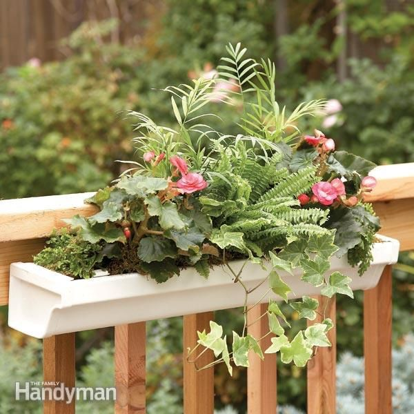 25 Beautiful Deck Railing Planters Ideas On Pinterest: Best 25+ Deck Planters Ideas On Pinterest