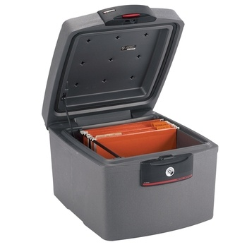 Waterproof/Fireproof Safe in Christmas 2012 from Preferred Living on shop.CatalogSpree.com, my personal digital mall.