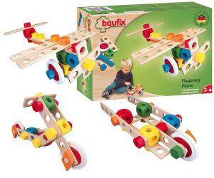 Baufix vliegtuig geschikt voor groep 1 t/m 3