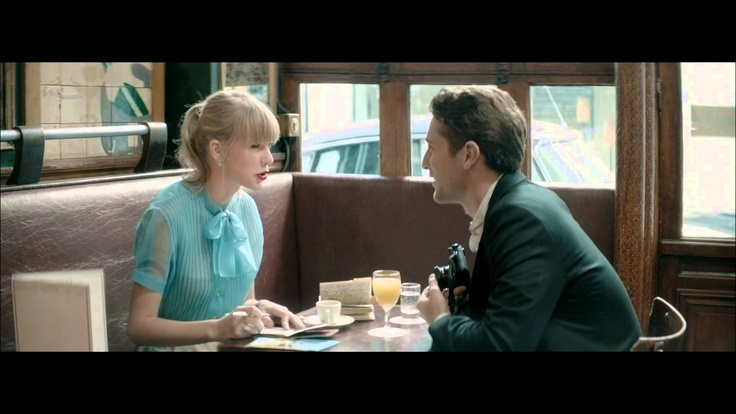 Taylor Swift - Begin Again, via YouTube.