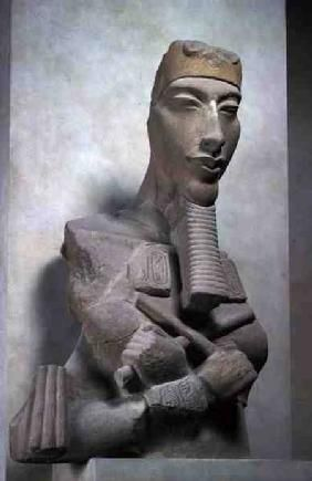 akhenaten heretic man or visionary pharaoh Akhenaten the heretic  the pharaoh of egypt was considered to be an immaculately conceived resurrected form of the god osiris carried in an avatar of the divine that held the homoousion essence of the son of osiris, horus although  akhenaten was not a visionary but rather a methodical rationalist akhenaten was.