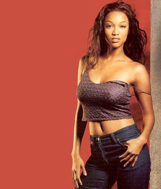 200 Best Models Tyra Banks Superstar Images On Pinterest