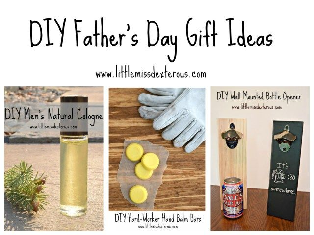Make these creative thoughtful easy diy father 39 s day for Thoughtful gifts for dad from daughter