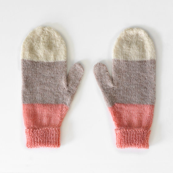 mittens ( even though it is spring) :)