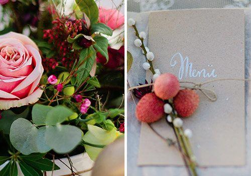 Vintage Wedding Decoration by bloom in may (Photo credit: Fräulein Zuckerwatte)