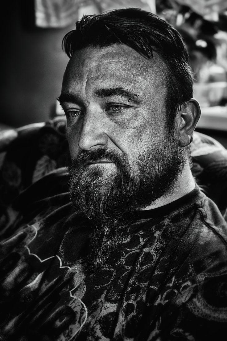 Arek - Portret Arka