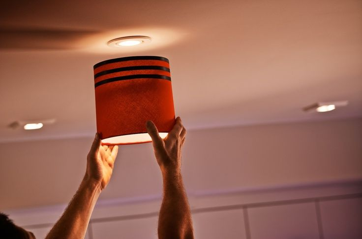 Hide Recessed Lights With Magnetic Shades