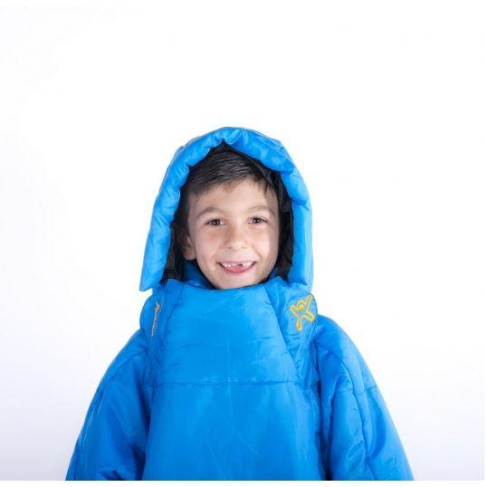 Śpiwór Selk'bag 5G Kids 2.0 - dla komfortu Twojego dziecka  #śpiwór #selkbag #biwak #wakacje #śpiwory