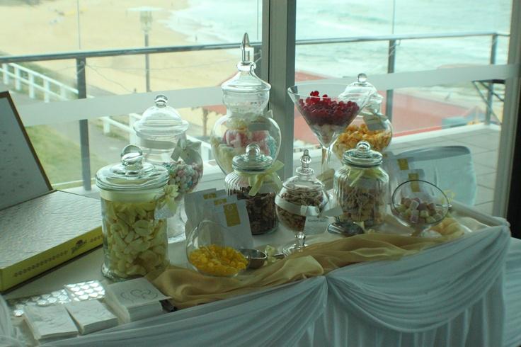 #wedding #weddingreception #lollytable #lollies #candy