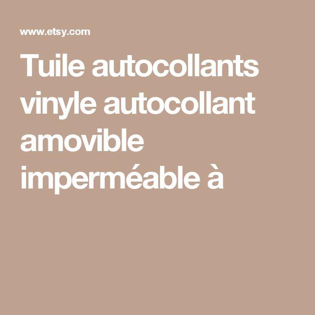 25 best ideas about vinyle autocollant on pinterest stickers en vinyle carrelage autocollant. Black Bedroom Furniture Sets. Home Design Ideas