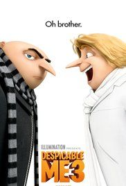 Movie Despicable Me 3. Balthazar Bratt, a child star from the 1980's, hatches a scheme for world domination.