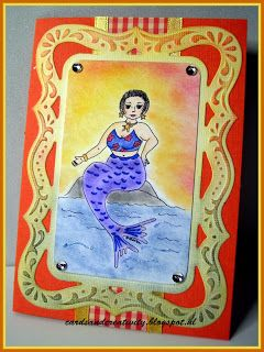 card for the creative freebiechallenge on http://outlawzchallenges.ning.com/. image from Anne Fenton