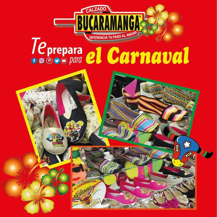 Calzado Bucaramanga te prepara para el #carnaval  www.calzadobucaramanga.com  #family #happy #look #girl #instacool #style #outfit #shopping #shoes #barranquilla #carnaval2017 #quinloviveesquienlogoza #carnavaldelosniños