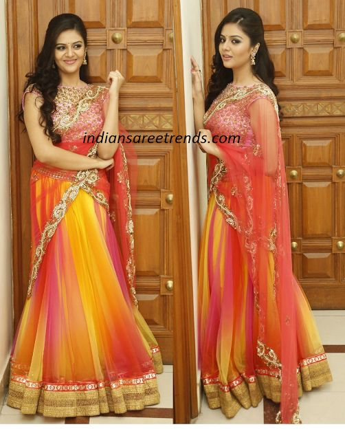 Latest Traditional and Designer Sarees