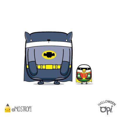 #batman y robin