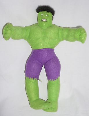 """The #incredible hulk ~ hulk #movie 9"""" soft toy ~ 2003 #universal studios / marvel,  View more on the LINK: http://www.zeppy.io/product/gb/2/401232063815/"""