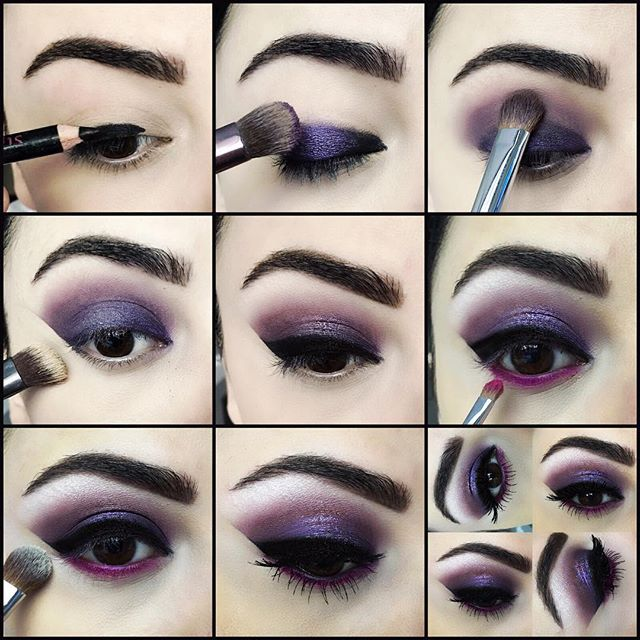 Another pictorial for my makeup addicts #arabicmakeup #instagood #style #fashion #instapic #instadaily #smile #friends #eyeshadow #pictorial #eyeliner #toofaced #mu #mua #bbg #sydney #khalijymakeup