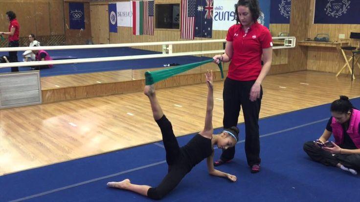 PASO Rhythmic Gymnastics Camp and Course part 3