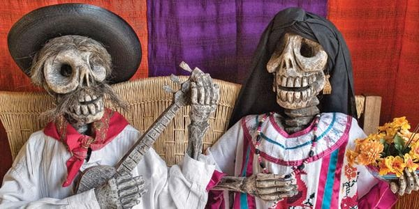 Mexico Day of the Dead with G'Adventures