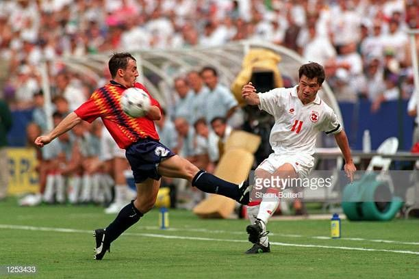 World S Best Spain Vs Switzerland In 1994 Stock Pictures Photos And Images Getty Images Spain Stock Pictures Photo