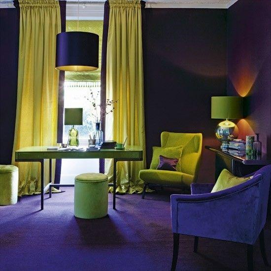 http://deavita.fr/decoration/mobilier-meubles/mobilier-bureau-domicile-100-idees/ <bizarre les couleurs