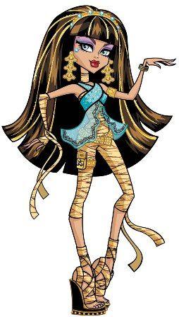 Cleo de Nile est la petite peste par excellence. Princesse égyptienne, elle s'attend a ce que chacun la traite selon son rang !