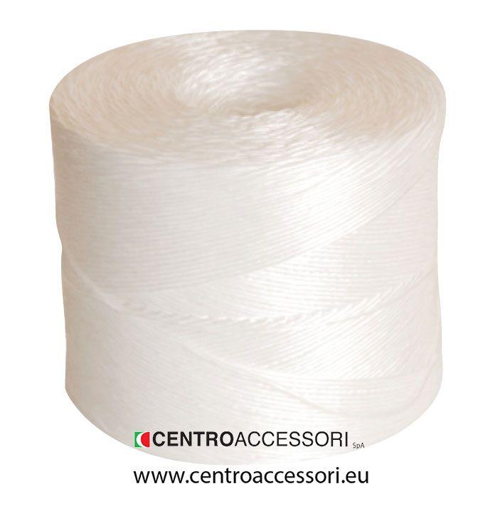 Spago polipropilene. Polypropylene string. #CentroAccessori