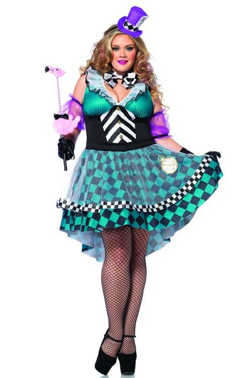 Manic Mad Hatter Costume