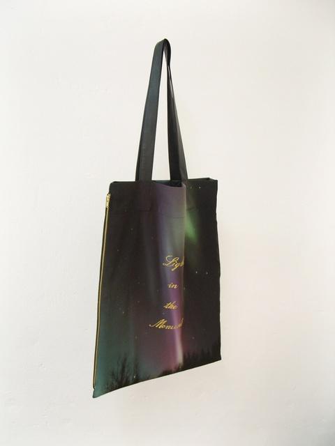 al,thing - The arctic aurora bag