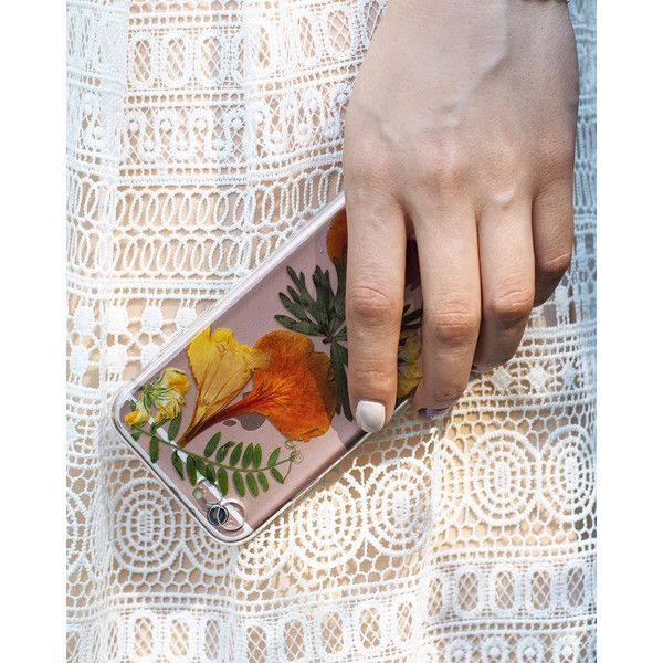 Palm phone case iPhone SE case Tropical phone case Plastic phone case... ($24) ❤ liked on Polyvore featuring accessories and tech accessories