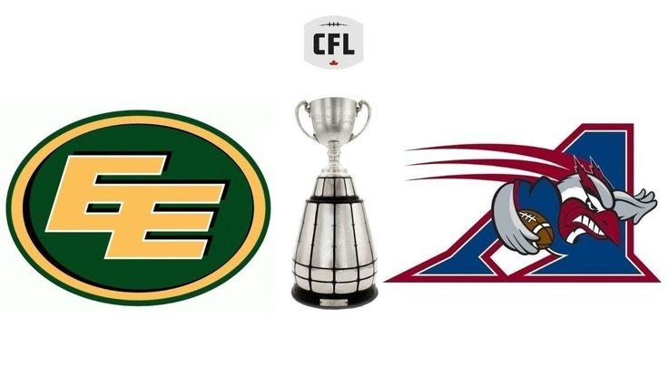 CFL 1975 Grey Cup Edmonton Eskimos vs Montreal Alouettes - YouTube