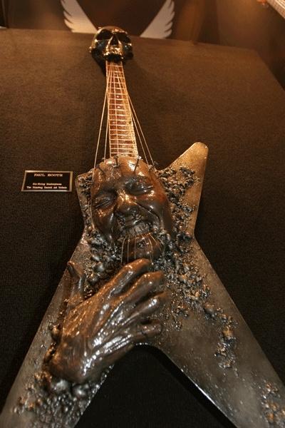 Images of Dimebag Darrell Guitar - #SpaceHero
