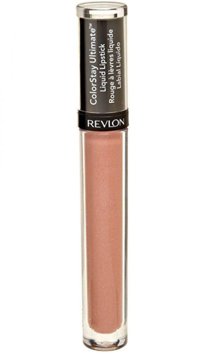Ruj lichid semipermanent Revlon Colourstay Ultimate - 002 Buffest Beige