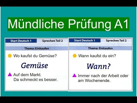Deutsch 1 telc language start tests START DEUTSCH