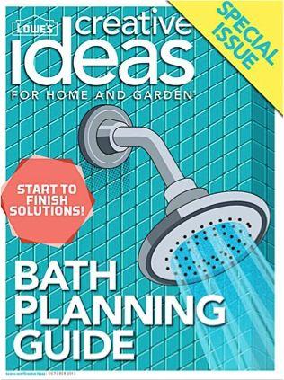 FREE Lowe's Creative Ideas Magazine Subscription! {plus FREE iPad App}