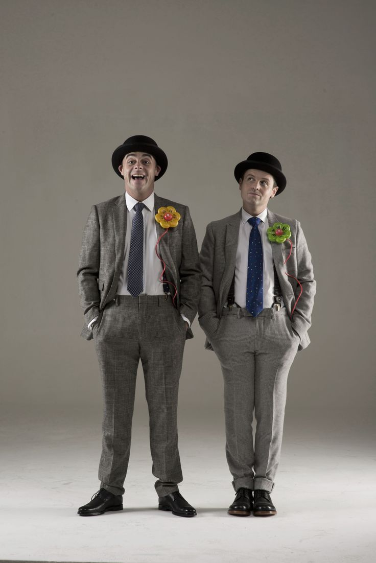 ant and dec 2014