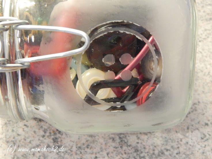 Glass Etching - Glas ätzen erste Versuche mit dem Plotter und Etching Cream - Mamahoch2