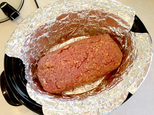 Cheesy Crockpot MeatloafOne Good Thing by Jillee | One Good Thing by Jillee